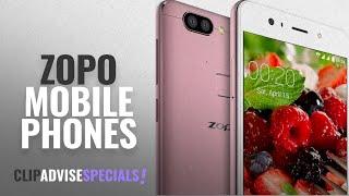 Top 10 Zopo Mobile Phones [2018]: ZopoSpeedX - Soft Light Selfie - Android Smartphone Mobile