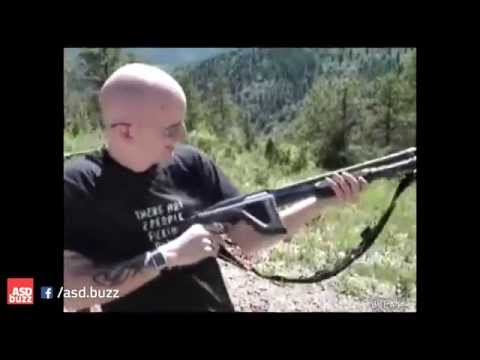 Gun Fails - Accidentes con armas de fuego