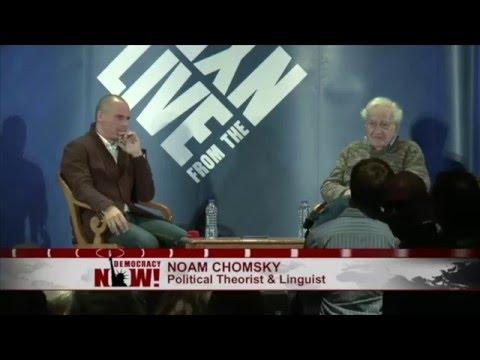 Noam Chompsky on Bernie Sanders, 2016.04.26