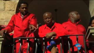We're no longer opening any case, we are fighting back - Malema