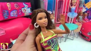 Malas da tia Cris nºs 8 E 9 BARBIE KEN STACIE CHELSEA E ACESSÓRIOS  #Barbie
