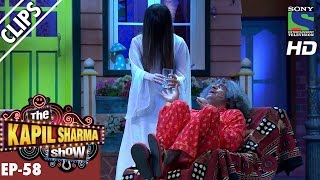 Dr. Gulati encounters Ghost -The Kapil Sharma Show–6th Nov 2016