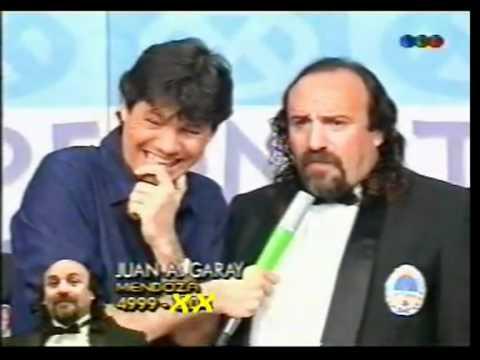 Cacho Garay Chiste del Asado