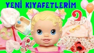 Baby Alive Bebeklerime Kıyafet, Aksesuarlar Güzellik Seti Aldım 💓 ÇOK Güzeller | Oyuncak Butiğim