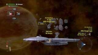 Star Trek Legacy Battles 1 (Enterprise Era, Romulans,Klingons vs.Federation)