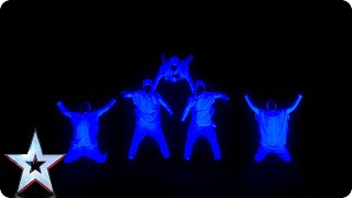 Dance act UDI light up the stage | Semi-Final 3 | Britain's Got Talent 2015