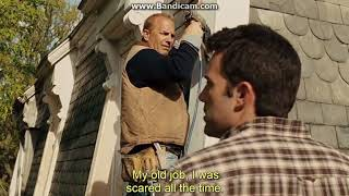 The Company Men (2010)  - Carpenter scene