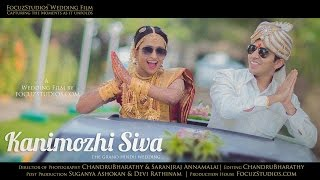 Tamil Nadu Wedding Video by FocuzStudios.com | KANIMOZHI + SIVA