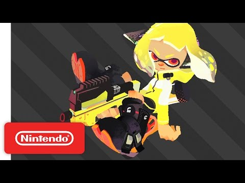 Splatoon 2 Single Player Trailer Nintendo Switch