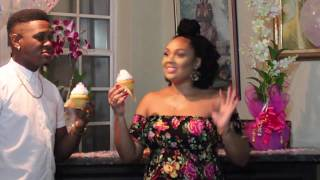 Gender Reveal with a Twist: Mitty & Daney