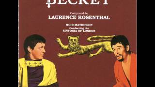 BECKET main title - Laurence Rosenthal