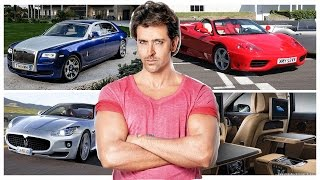 Hrithik Roshan's Car Collection - Bollywood *Superstar* Hrithik Roshan's Luxurious Cars With Details