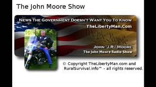WATCH NOW  The John Moore Radio Show