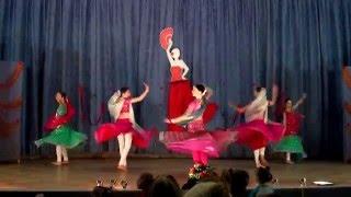 Prem Ratan Dhan Payo Oksana Demyanchuk and Dance group Indira
