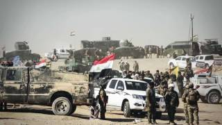 The Heat: Battle for Mosul PT 1