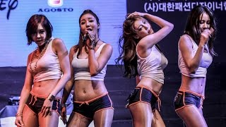 2015 코리아스타일위크 '쎄지 비키니' 패션쇼
