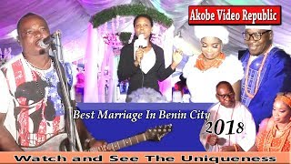 Best Marriage In Benin 2018 Music By Dr Agbakpan Olita