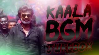 Kaala BGM Jukebox | Rajnikanth | Santhosh Narayanan | P.A Ranjith | Dhanush |