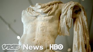 Marble Helped Scholars Whitewash Ancient History (HBO)