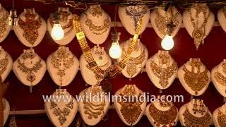 Walk through this glittering street near Ajmer Sharif Dargah | Rajasthan