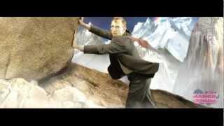 Taio Cruz ft. Avicii, David Guetta, LMFAO, Adele, Rihanna, Pitbull - Electro Mix (2013 Video)