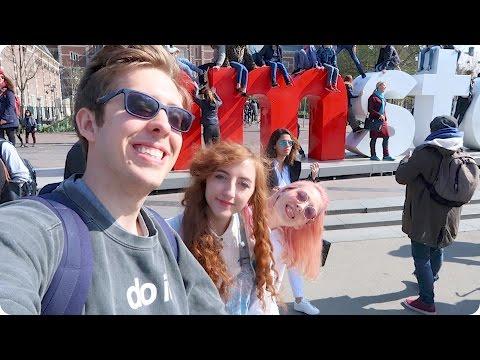 Exploring Amsterdam Netherlands Evan Edinger Travel