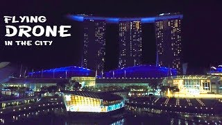 8 HOURS IN SINGAPORE // EPIC Night Scene
