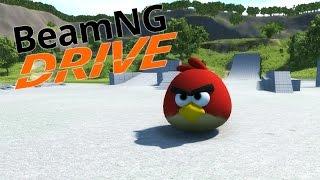 ANGRY BIRDS!   BeamNG.Drive #11