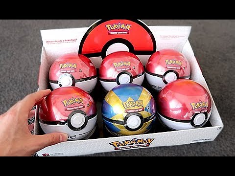 Xxx Mp4 NEW Pokemon TCG Poke Ball Tins 3gp Sex
