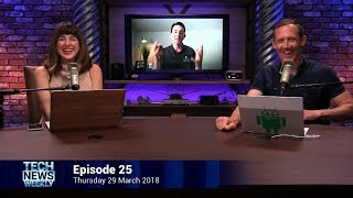 Tech News Weekly 25: Get Out of My House