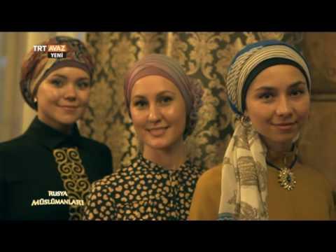 Rusya Müslümanları 8. Bölüm TRT Avaz