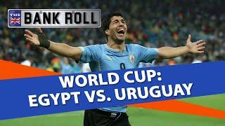 Egypt vs Uruguay | World Cup 2018 | Match Predictions