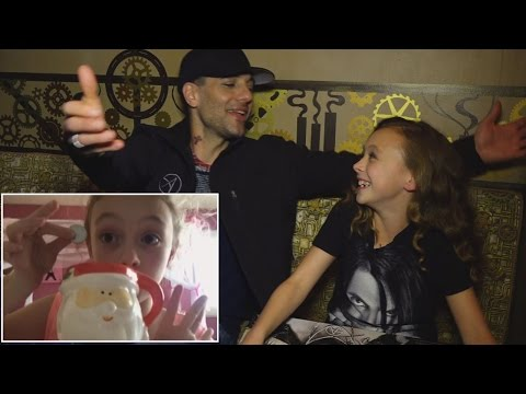 Girl Who Choked on Quarter Trying Criss Angel Trick Meets Magician