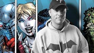 DC Comics Art Academy: Alex Sinclair Colors Suicide Squad