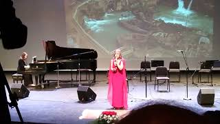 کنسرت خواننده زن جدید ایرانی - مراسم سالیانه آوازخوانی شیکاگو 2018