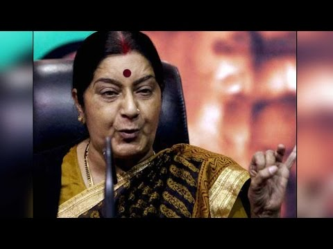 Russian Medical University fire : Sushma Swaraj confirm death of two Indian student