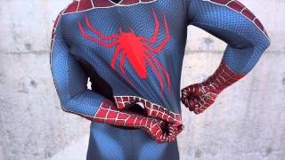 Becoming Spideyfit