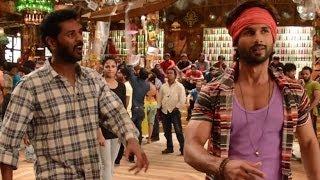 Prabhu Dheva makes Shahid Dance | R... Rajkumar