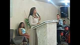 Testemunho de vida Pastora Andréia