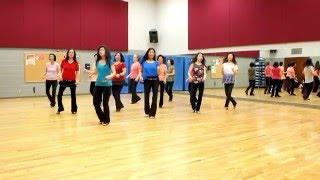 Sofia - Line Dance (Dance & Teach in English & 中文)