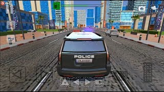 Luxury Police Car Drive Games / Android Gameplay FHD #2