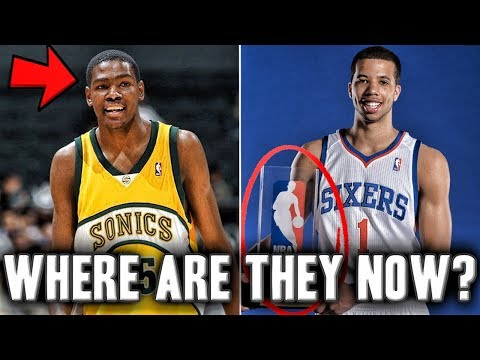 The Last 10 NBA Rookie Of The Year Winners Where Are They Now