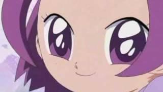 Momoko and Onpu's transformation