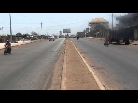 Wanindra, ce jeudi 2 avril 2015, journée ville morte