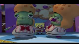 Oldy Goldy 1: Spongebob Squarepants The Movie The Game [PS2] [Episode 1]