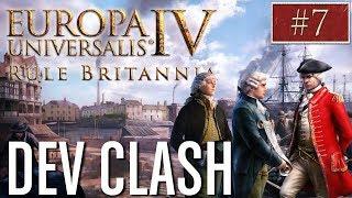 EU4 - Paradox Dev Clash - Episode 7 - Rule Britannia