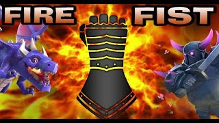 NEW ATTACK-2018-FIRE FIST-CLASH OF CLANS-TH9