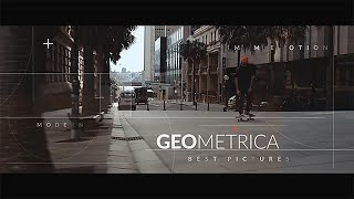 Geometrica // Opening Titles ( After Effects Project Files ) ★ AE Templates