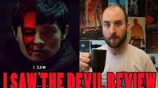I Saw The Devil Movie Review