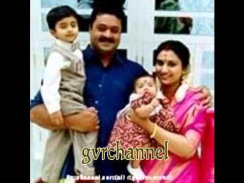 actor Suresh Gopi  offical  Family album